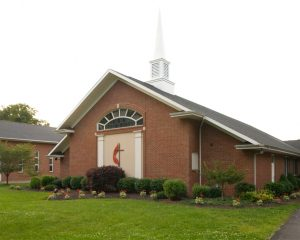 Clarence Methodist Church