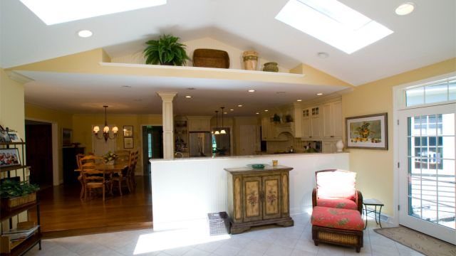 The Sunroom That Solves a New Kitchen by Bailey & Harris